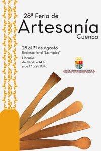 Feria de Artesanía en Cuenca 2014