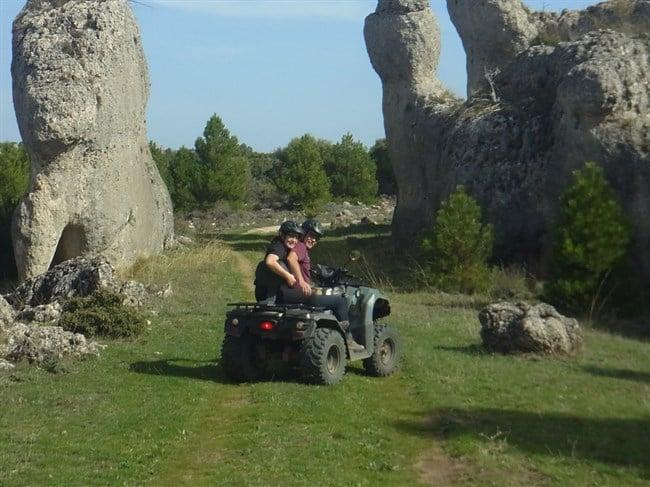 Hostal con actividades de aventura en Cuenca